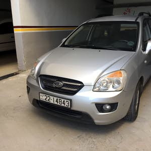 Kia Carens car for sale 2010 in Amman city