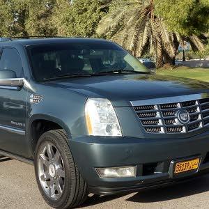 Cadillac escalade model.2009 for sale