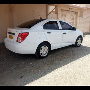 Available for sale! 1 - 9,999 km mileage Chevrolet Sonic 2012