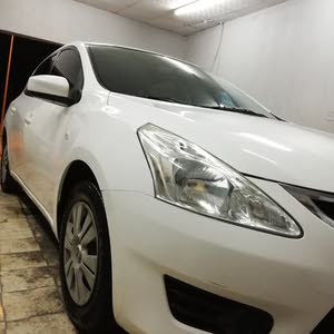 Gasoline Fuel/Power   Nissan Tiida 2014
