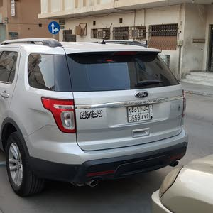 Ford Explorer - Company Maintained One Hand Drive
