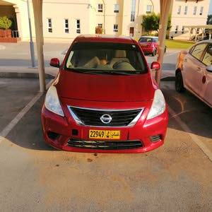 For sale 2014 Red Tiida