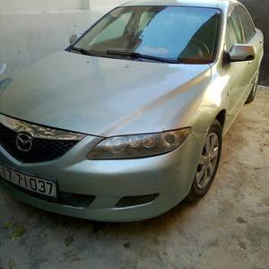 Silver Mazda 6 2003 for sale