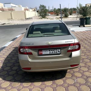 Chevrolet Epica 2009 for sale in Abu Dhabi