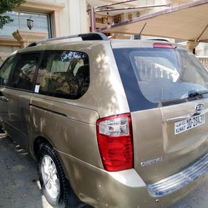 120,000 - 129,999 km mileage Kia Carnival for sale