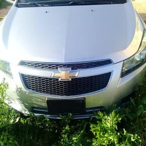 50,000 - 59,999 km Chevrolet Cruze 2012 for sale