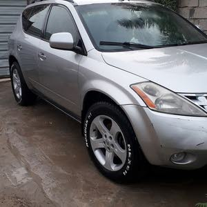 Beige Nissan Murano 2008 for sale