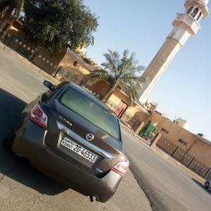 Nissan Altima 2013 - 4 cylinder