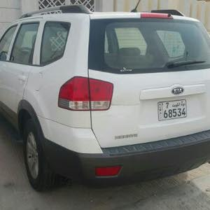 condition Kia Mohave 2012 with  km mileage