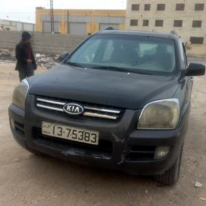 Kia Sportage car for sale 2008 in Amman city