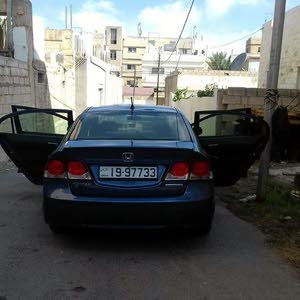 Automatic Honda 2009 for sale - Used - Irbid city