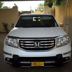 Used condition Honda Pilot 2016 with  km mileage