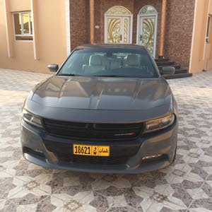 Grey Dodge Charger 2017 for sale