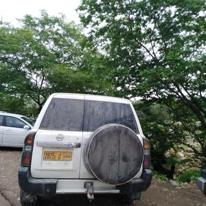 2007 Used Patrol with Manual transmission is available for sale