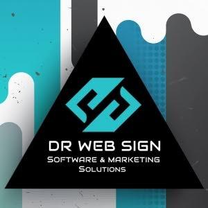 dr web sign