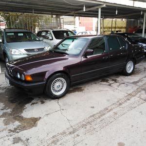 BMW 07300مفتوح فول مواصفات صبغ عام للجماليه فقط مكفوله من الطخه