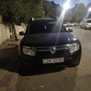 Automatic Black Renault 2014 for sale