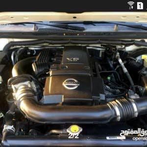 Nissan Xterra in Tripoli