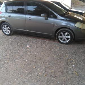 Nissan Tiida car for sale 2007 in Suwaiq city
