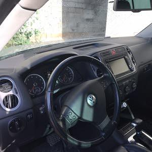 Grey Volkswagen Tiguan 2010 for sale