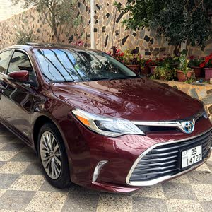 Automatic Toyota Avalon 2016