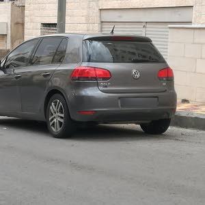 Volkswagen Golf 2011 For sale - Brown color