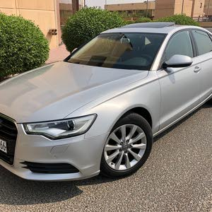 Available for sale!  km mileage Audi A6 2014