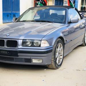 BMW أرنوب كبريو محرك20.  6بسطوني سياره ربي يبارك مكيف ثلاجه. فنس