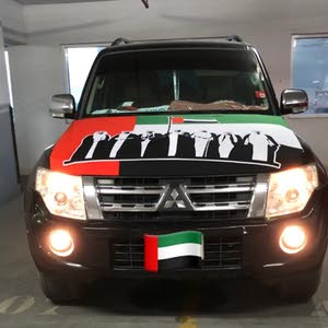Mitsubishi Pajero 2012 GCC Full options for sale only 34,000