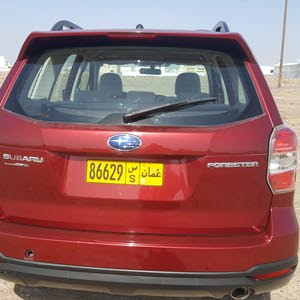 Subaru Forester car is available for sale, the car is in Used condition