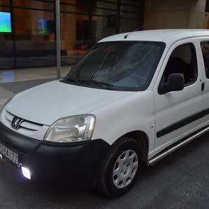 Peugeot Partner 2011 - Manual