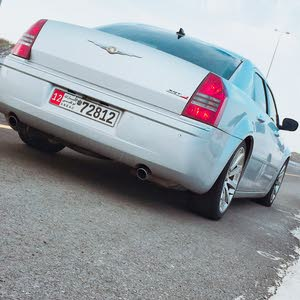 Chrysler 300C 2005 For sale - Silver color
