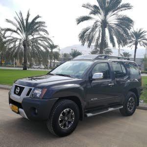 Grey Nissan Xterra 2015 for sale