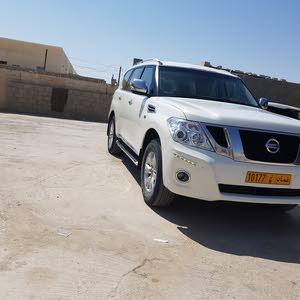 Gasoline Fuel/Power   Nissan Patrol 2013