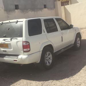 Nissan Pathfinder car for sale 2005 in Ja'alan Bani Bu Ali city