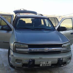 Used 2002 Chevrolet TrailBlazer for sale at best price