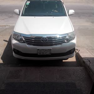 180,000 - 189,999 km mileage Toyota Fortuner for sale