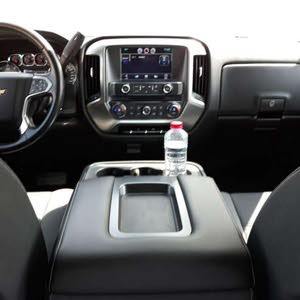 Silver Chevrolet Silverado 2014 for sale