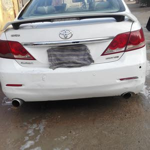 White Toyota Aurion 2007 for sale
