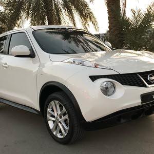 1 - 9,999 km Nissan Juke 2014 for sale