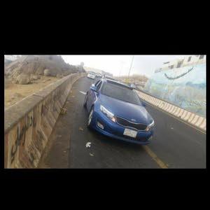Kia Optima car for sale 2015 in Jeddah city