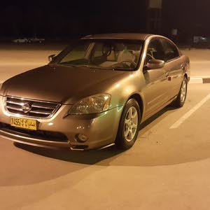 Grey Nissan Altima 2005 for sale