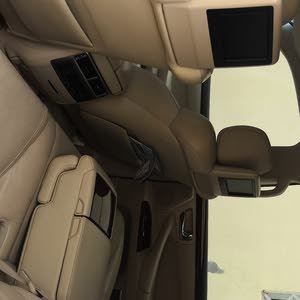 للبيع لكزس 570 LX موديل 2014  لون  أبيض