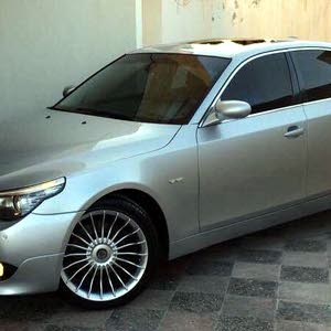 BMW 520 2004 For sale - Silver color
