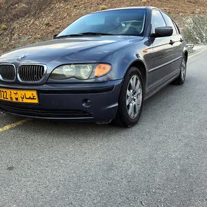 km BMW 318 2002 for sale