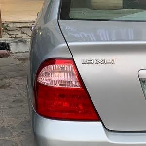 للبيع سياره كورلا نظيفه 2006
