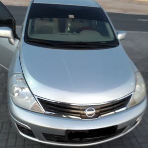Nissan Tiida 2011 good condition for sale