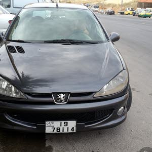 Manual Peugeot 206 for sale