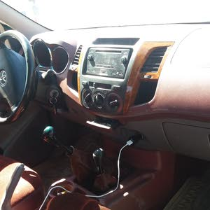 Used Toyota Hilux for sale in Amman