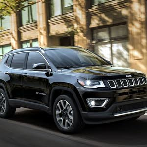 Jeep compass  limeted plus 2018